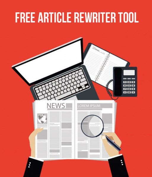 Do you need free tools for rewriting content and publishing it frequently? Then here you have the best free article rewriter tool or spinner tools for 2017.