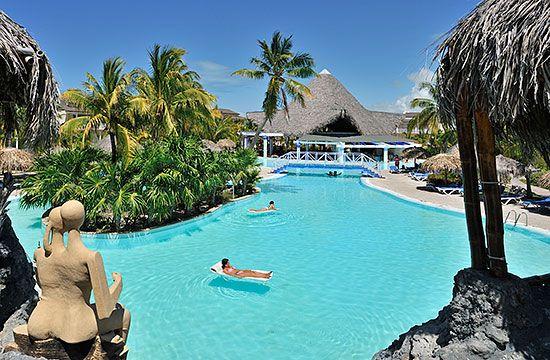 Sol Cayo Largo - Pool