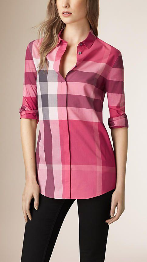 Super Les 25 meilleures idées de la catégorie Burberry chemise sur  PJ05