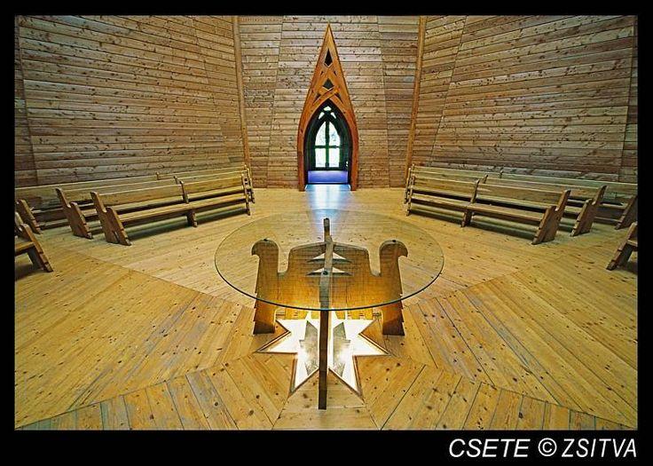 képek: A kőszegi református templom