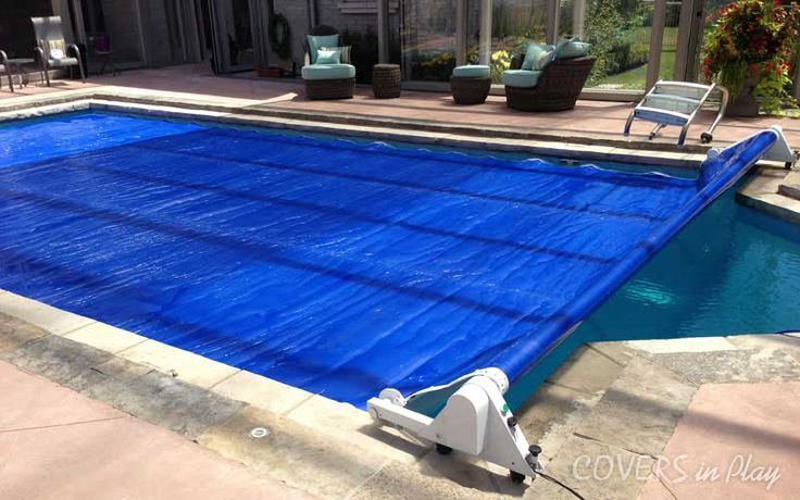 Our #PoolBlanket is more resistant to tearing, puncturing and ripping as well as insulating. Visit us at http://www.autopoolreel.com/design.html  #Poolcover