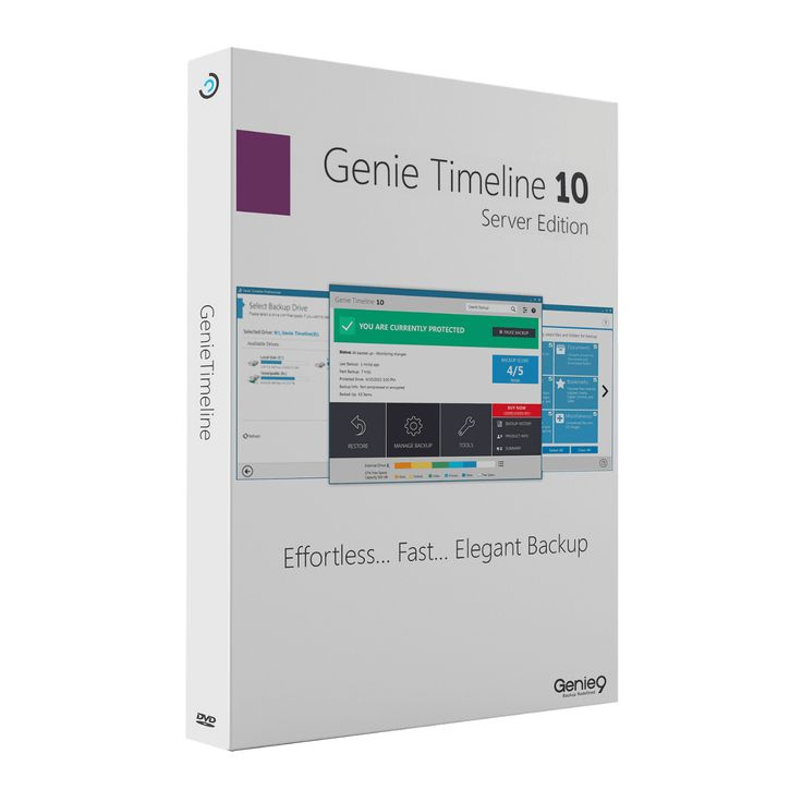 Genie Timeline Server 10 Review & License Key With $100