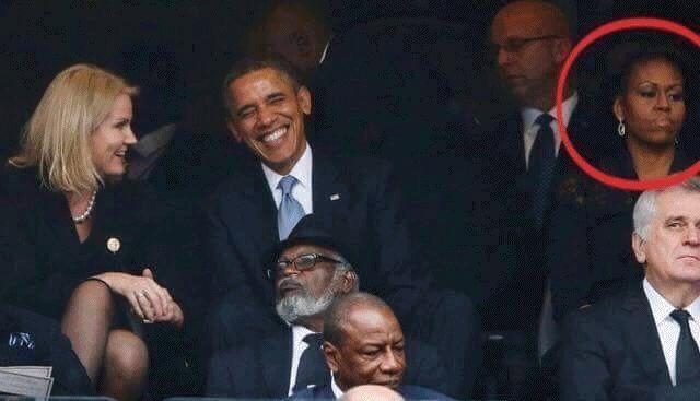 #Obama...Vassallo e pure zerbino!