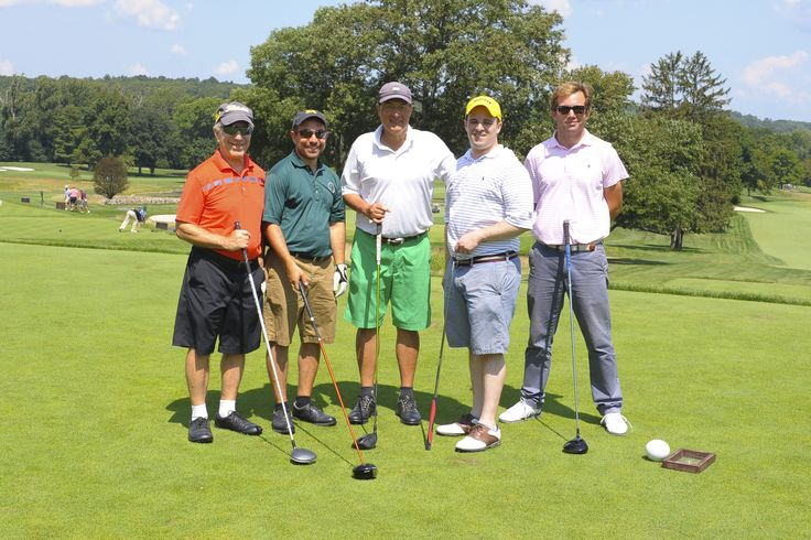 Golf Outing At The Tamarack Country Club In Greenwich Ct For The Alan T Brown Foundation Golf Outing Corporate Photography Soccer Field
