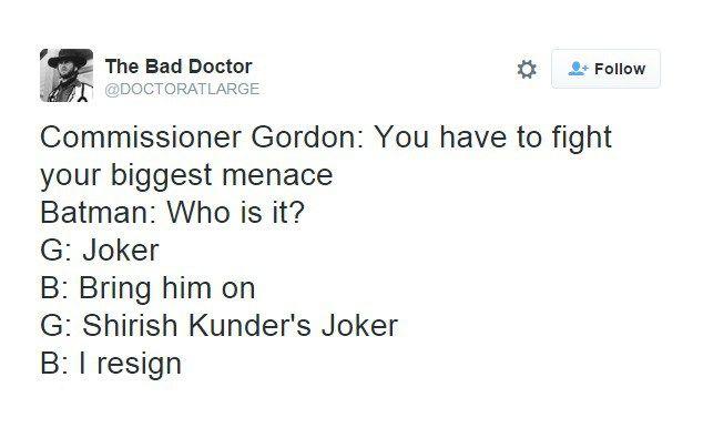 When #Bhakts Trolled Shirish Kunder On #Twitter #ShirishKunder #Tro