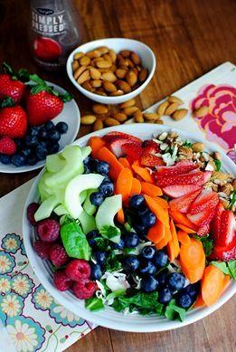 Beauty Detox Salad!