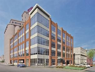 With A Brick Exterior Similar To The Historic Buildings At The Former Pabst  Brewing Co. Good Ideas