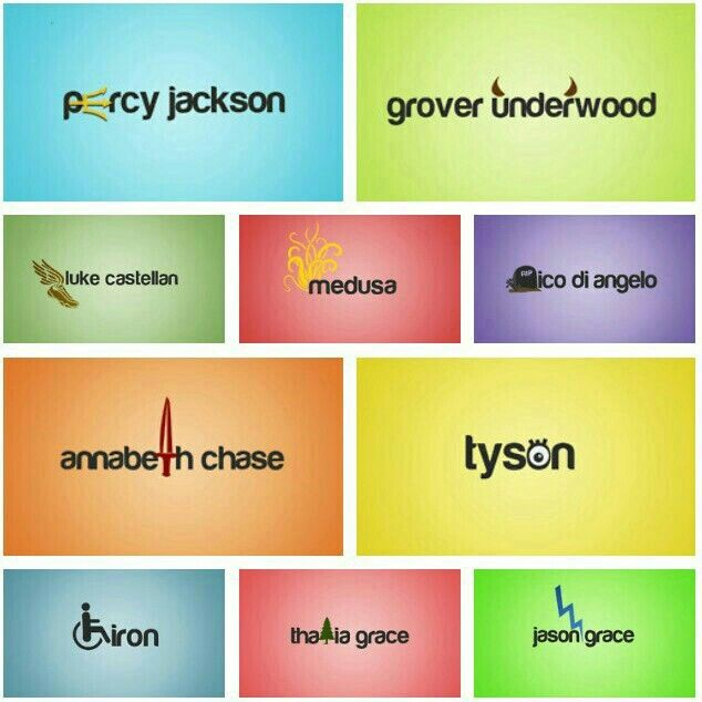 Percy Jackson and the Olympians