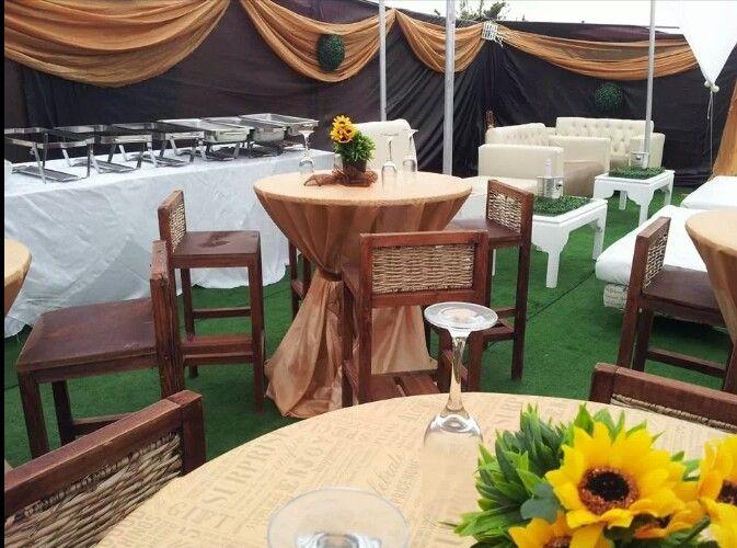 south african traditional wedding decor | hashtag events, Garten ideen