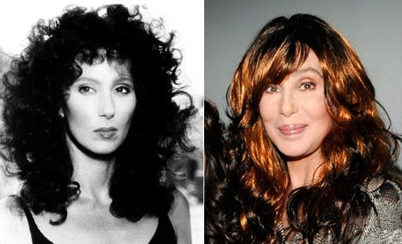 Priscilla Presley Before Surgery Cher Plastic Surgery
