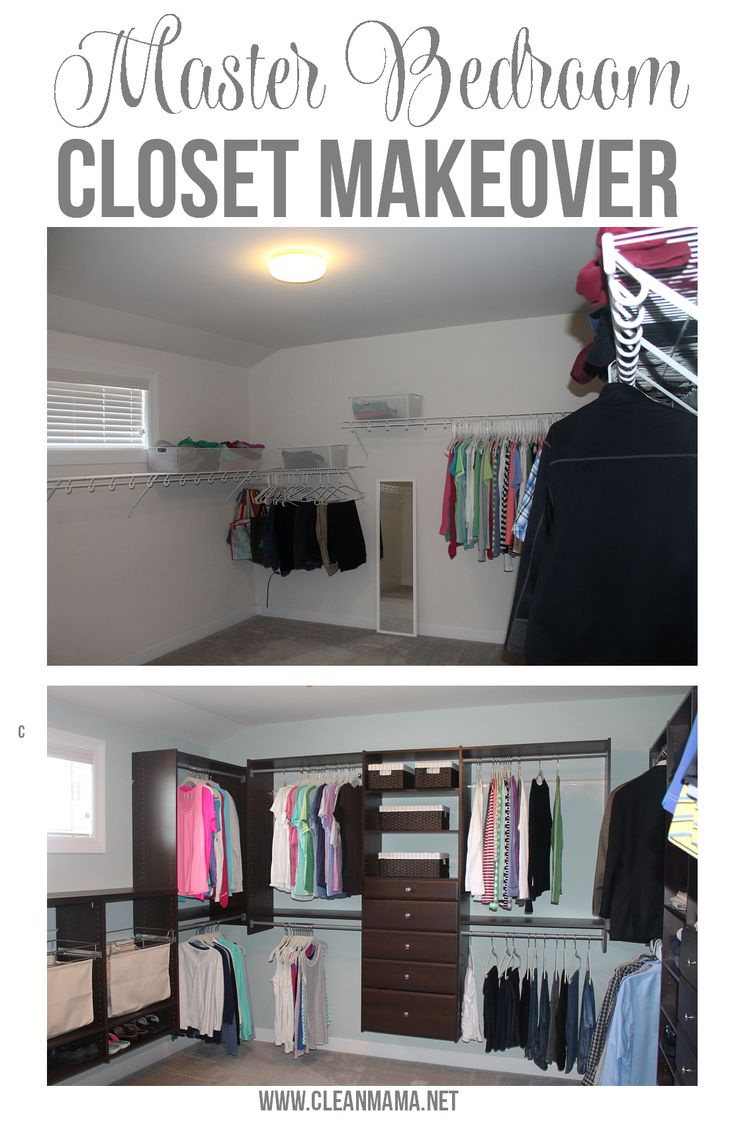 204 Best Images About Organize Closets On Pinterest Closet Organization Master Bedroom