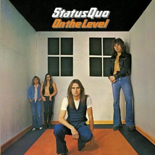 Status Quo ‎– On The Level