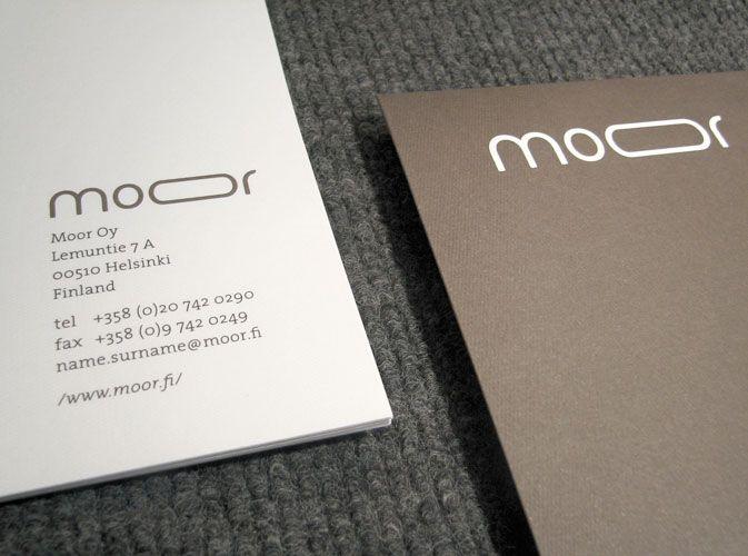 Hahmo   Graphic Design   Moor