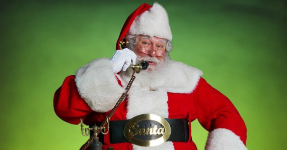 FREE Personalized Phone Call AND FREE Video Message FromSanta