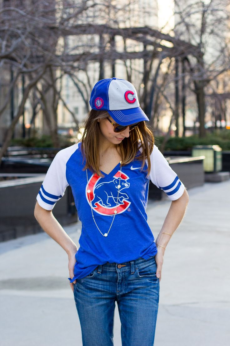 Chicago Cubs Opening Day This Sunday — The Fox & She #MLBFanatics #CleverGirls