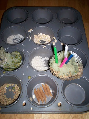 Ideas for malleable area activities