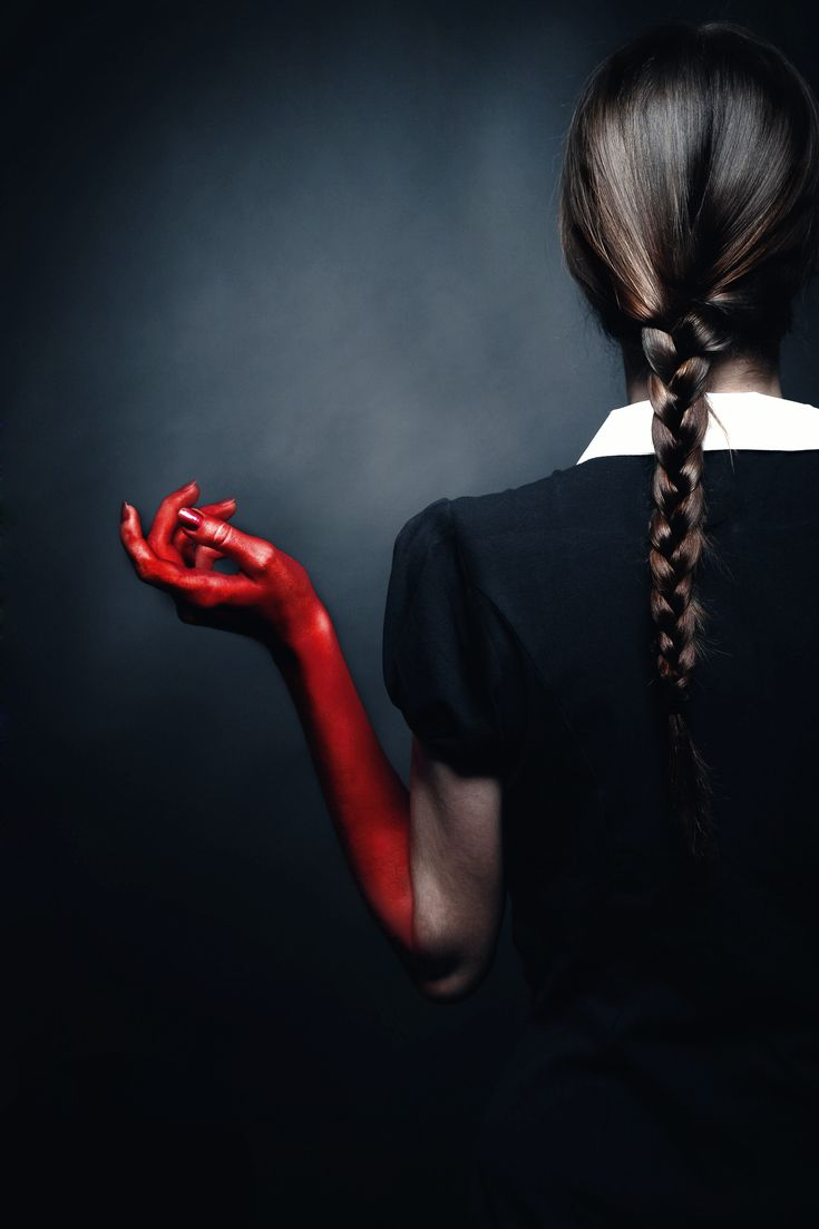 "SEVEN DEADLY SINS ""WRATH"" Photo: Aiste Ginaityte Model: Viktorija Michailova Style: Justina Semčenkaitė Make up: Kristina Vaskela / meduza photography / dark / fashion / beauty /"