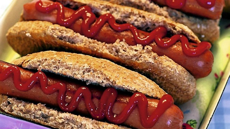 Lavkarbo Pølsebrød, Focaccia, Pizzabunn & Hamburgerbrød