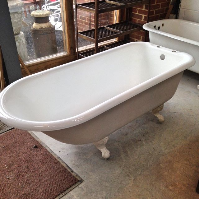 Victorian cast iron bath For Sale on SalvoWEB plus many other original  antique and reclaimed bathroom45 best Bathrooms   Reclaimed   Antique For Sale images on  . Antique Cast Iron Tub Value. Home Design Ideas
