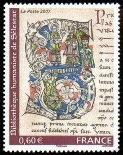 Literary Stamps: Books & Literature