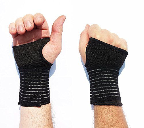 Women S Fitness Gloves With Wrist Support: Kasp Exercise Gloves With Wrist Support Wraps Designed For