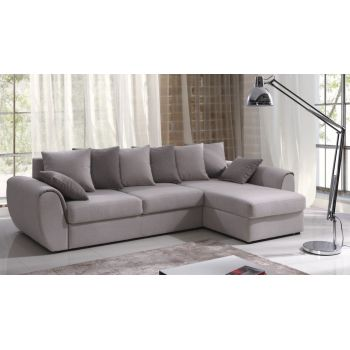 Γωνιακός καναπές-κρεβάτι MASSA