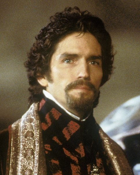 Edmond Dantes - Jim Caviezel in The Count of Monte Cristo