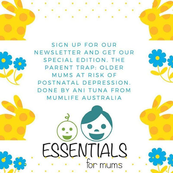 """: """"Want something interesting and informative to read on your break? Sign up for Essentials for mums…"""""""