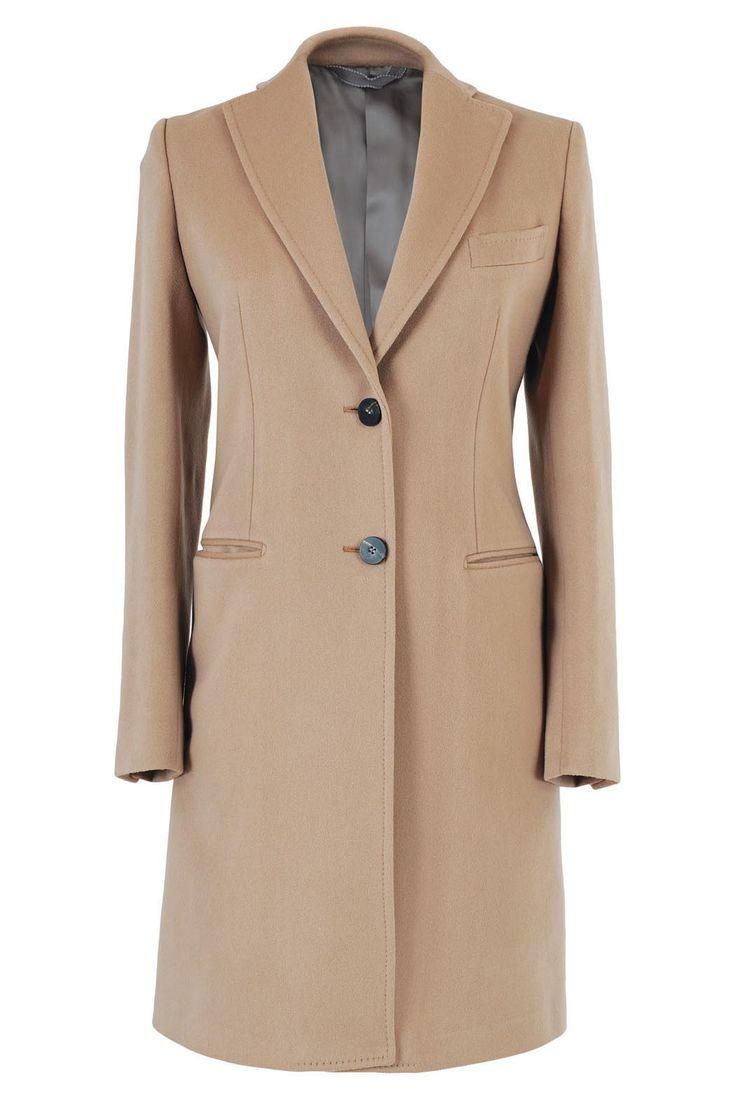 Cappotto color Cammello - Tonello A/W woman Collection
