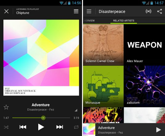 15 beautiful Android app designs | App design | Creative Bloq
