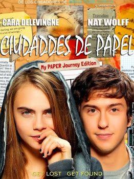 Ver Película Ciudades de papel Online Gratis 2015