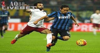 Agen Piala Eropa - Inter Kalahkan AS Roma 1-0