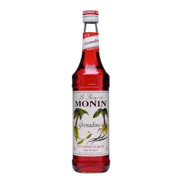 Monin Grenadine Drinkmix - Partykungen.se
