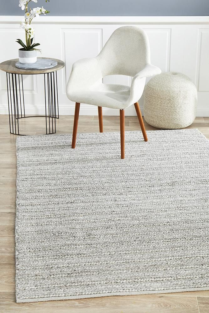 Harva 801 Silver Rug With Images