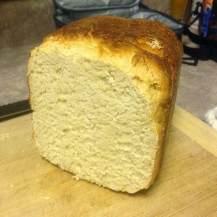 Pão de Milho Verde - Máquina de Pão