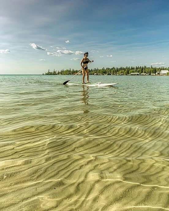 Clearwater Lake Manitoba Canada