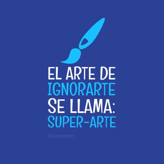 """El #Arte de #Ignorarte"