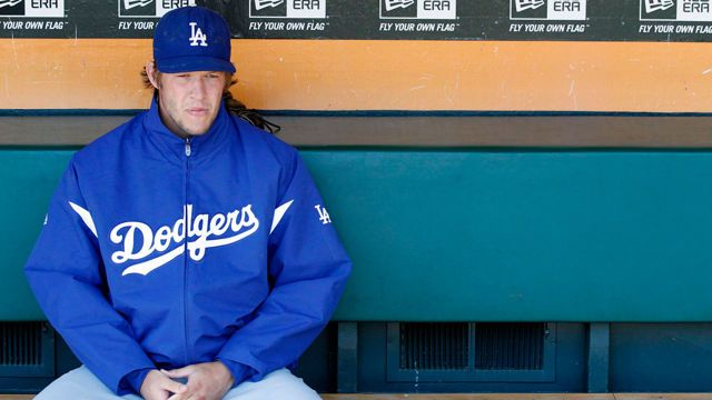 For a Few Dollars More Dodgers May Extend Kershaw