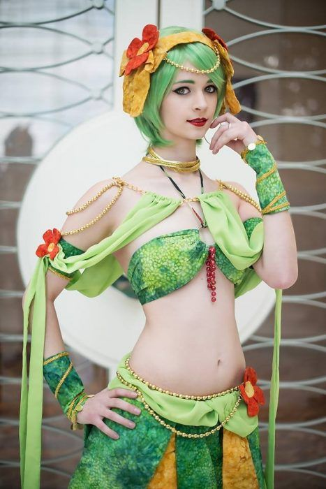 15 Sexy Ladies Dressed Like Even Sexier Pokemon http://www.chaostrophic.com/15-sexy-ladies-dressed-like-even-sexier-pokemon/