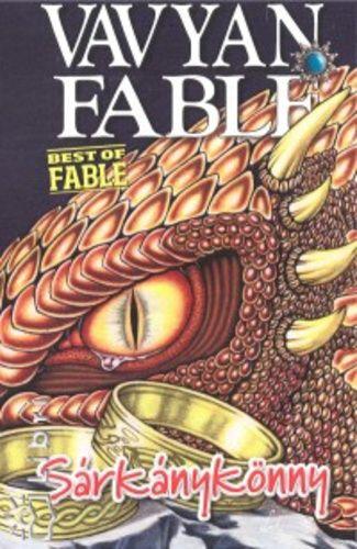 Sárkánykönny · Vavyan Fable · Könyv · Moly