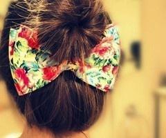 Cutee: Hairbows, Cute Bows, Bows Buns, Hairstyle, Hair Style, Hair Bows, Hair Accessories, Big Bows, Socks Buns