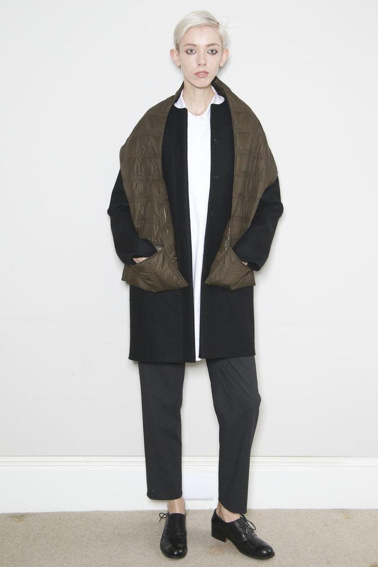 Défilé Yeohlee prêt-à-porter femme automne-hiver 2017-2018 13