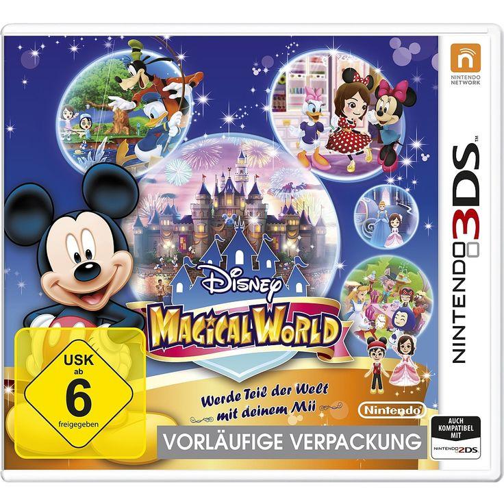 "3DS - Disney Magical World - Nintendo - Toys""R""Us"