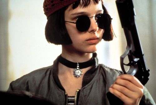 Mathilda (Natalie Portman) - Leon The Professional