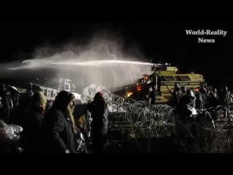 11/20/16 Standing Rock Latest - Another Mainstream Blackout #NoDAPL - YouTube