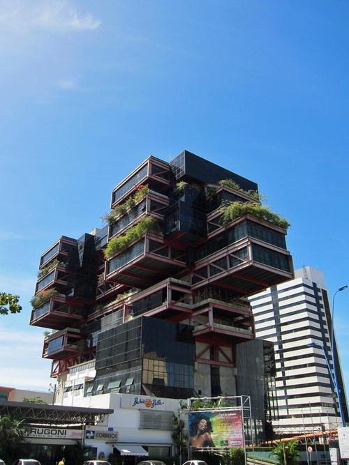 Casa do Comercio Salvador, Brazil: Brazilian Architecture