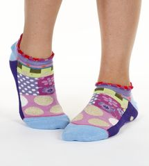 Queen women's cotton anklets   Designed in France by Dub & Drino