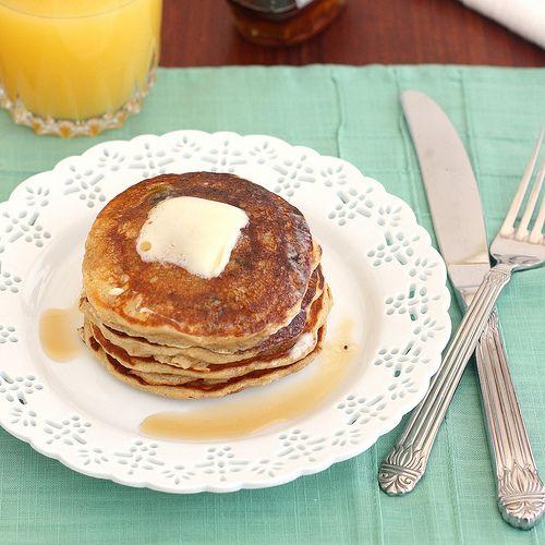 Oatmeal Cookie Pancakes: Food Recipes, Oatmeal Pancakes, Breakfast Sweet, Breakfast Recipes