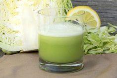 El jugo de repollo es un tónico el cual promueve la salud intestinal
