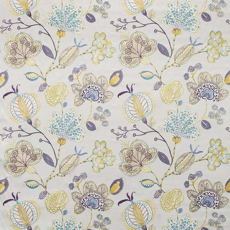 Warwick Fabrics : NEWBURY, Colour SEASPRAY